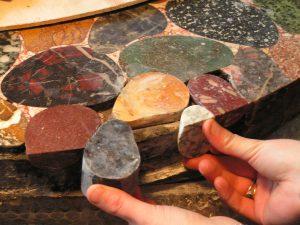 Restauration marbres et pierres dures